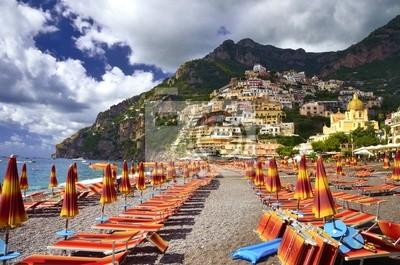 Positano, Amalfi Wybrzeże, Włochy