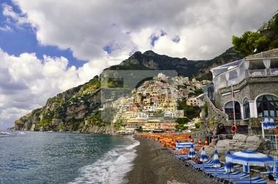 Positano - Wybrzeże Amalfi