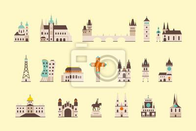 Prag historisches Gebäude