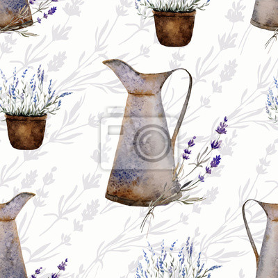 Provence lavender decor2
