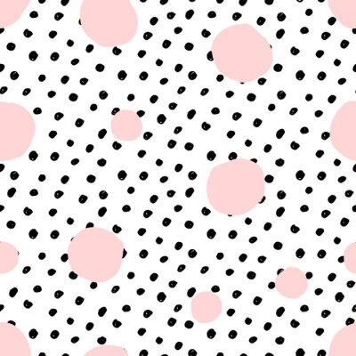 Punkte Nahtlose Muster
