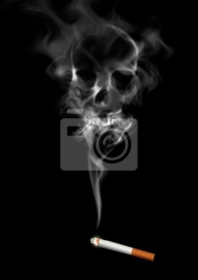 Rauchen ist tödlich