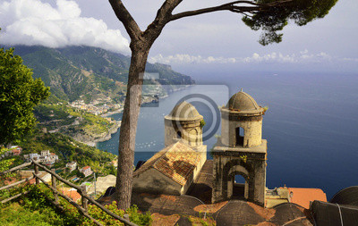 Ravello on Amalfi Coast