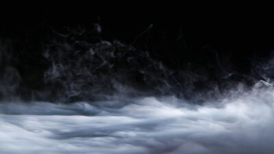 Sticker Realistic dry ice smoke clouds fog overlay perfect for compositing into your shots. Simply drop it in and change its blending mode to screen or add.