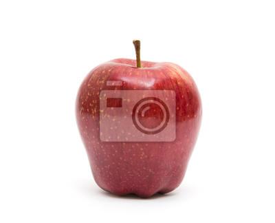 Red reifer Apfel