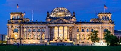 Sticker Reichstagsgebäude in Berlin