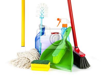 Reinigung der Werkzeuge