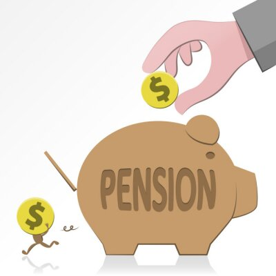 Renten und Sicherheit