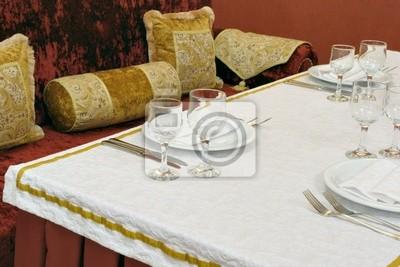 Restaurant im Orient-Stil