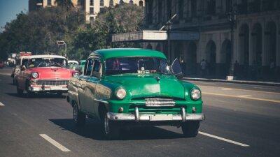 Sticker Retro: Oldtimer Havanna kaufen   Kuba