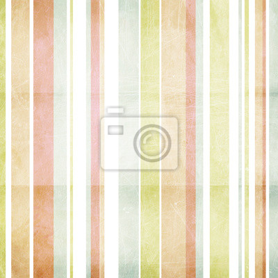 Retro Streifen-Muster