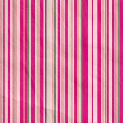 Retro Streifen-Muster in grau und rosa