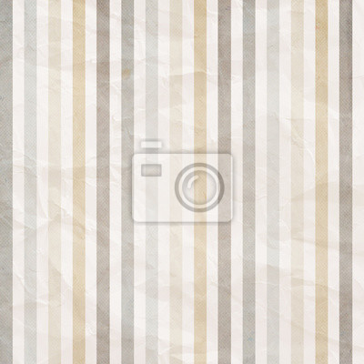 Retro stripe pattern - background with colored brown,  grey, whi