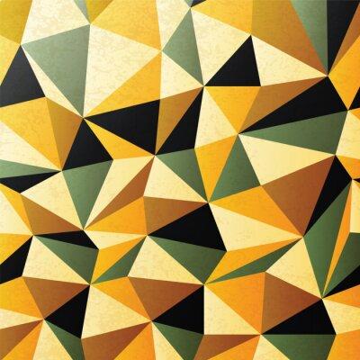 Retro Textur mit Diamant-Muster, Vektor Hintergrund, eps10. Keine