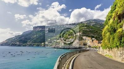 Road auf Amalfiküste