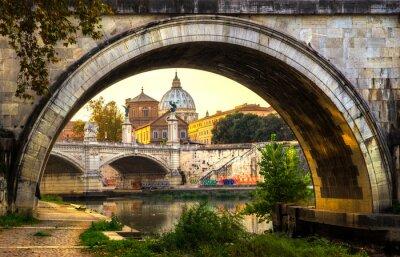 Sticker Rom, Italien.