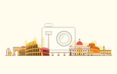Rom Zusammenfassung Skyline
