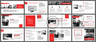 Sticker Rote und weiße Element für Folie Infografik auf den Hintergrund. Präsentationsvorlage. Gebrauch für Geschäftsjahresbericht, Flieger, Unternehmensmarketing, Broschüre, Werbung, Broschüre, moderner Stil