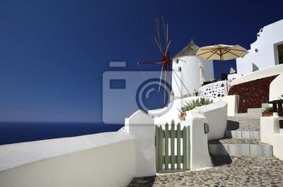 Santorini wyspa w Grecji