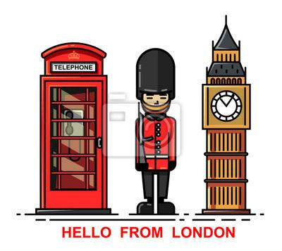 Satz von London Stadt