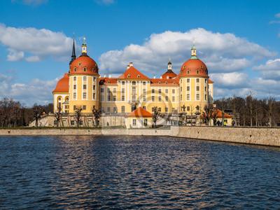 Sticker Schloss Moritzburg