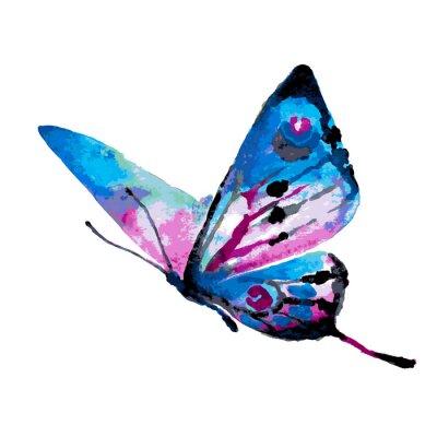 Sticker Schmetterlinge Design