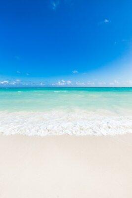 Sticker Schöne tropische Meer