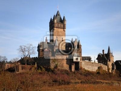 Schönes Schloss in Deutschland