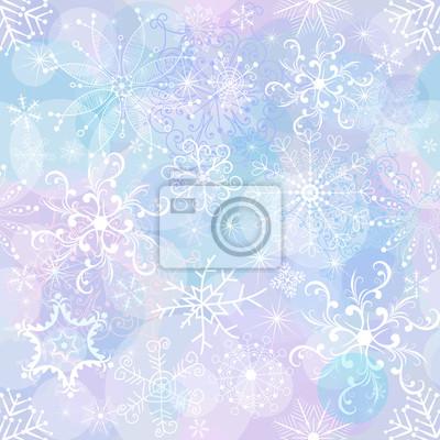Seamless Christmas Wallpaper