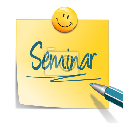 Seminar Notizzettel