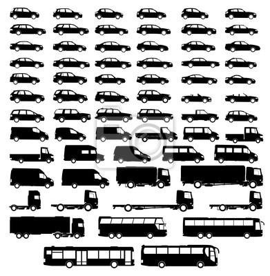 Set Auto-Silhouette