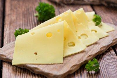 Sticker Sliced Cheese