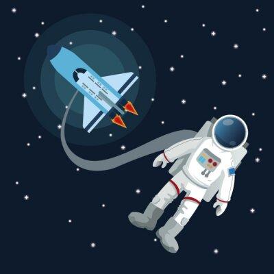 Sticker Space-Symbol-Design