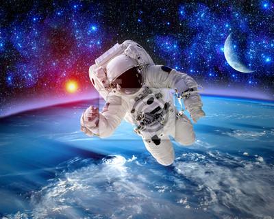 Spaceman Astronaut Weltraum