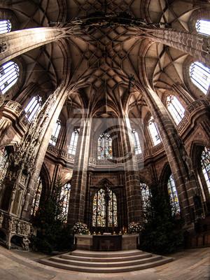 Sticker St. Lorenz Kathedrale