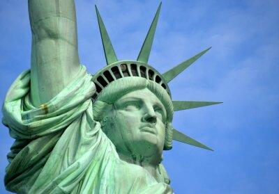 Sticker Statue der Freiheit - NYC