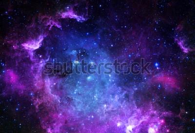 Sticker Sternenfeld - Elemente dieses Bildes von der NASA eingerichtet
