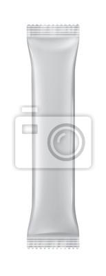 Stick-Verpackungen weiße Farbe