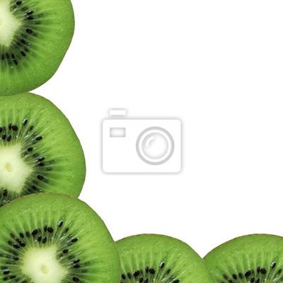 stock-Foto-bunt-fruchtig-Hintergrund-von-Grün-Kiwi