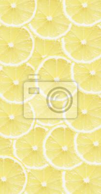 stock-Foto-Obst-Hintergrund-von-Zitrone-gelb-Textur