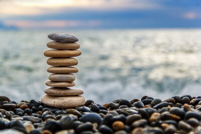 Sticker Stones Balance