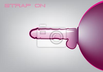 Strap auf Dildo Sex Spielzeug