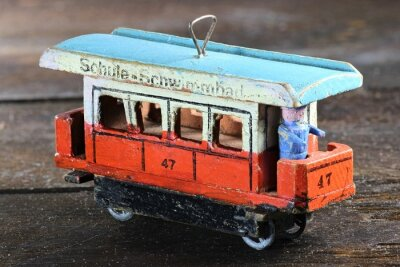 Sticker Strassenbahn 07