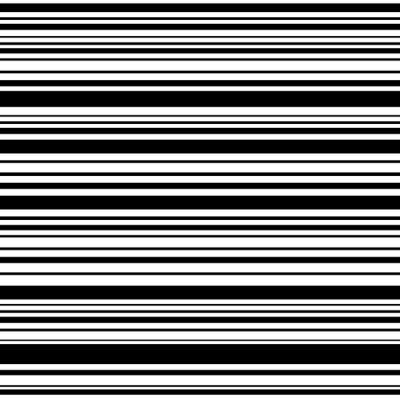 Sticker Streifenmuster
