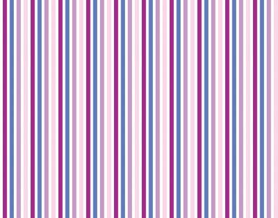 Sticker Streifenmuster Hintergrund lila rosa balu