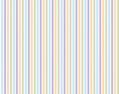 Sticker Streifenmuster Hintergrund Pastellfarben