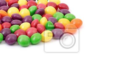 süße Farbe candy