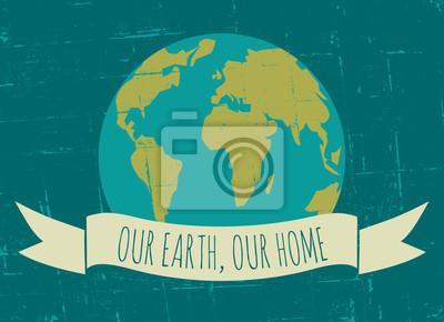 Tag der Erde Poster
