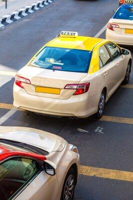 Sticker Taxi in Dubai