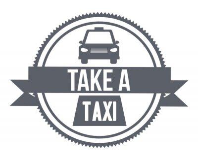 Sticker Taxi-Service-Design